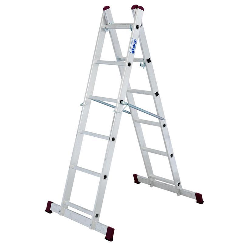 Scara / schela mobila Corda, aluminiu, 6 trepte
