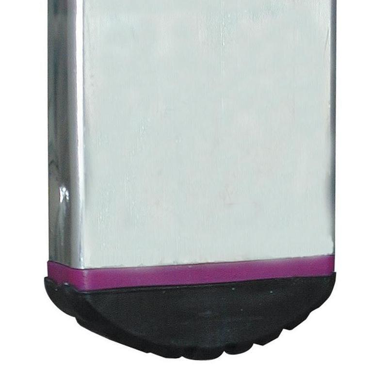 Schela pliabila Corda 0,5 x 1,25m, aluminiu, inaltime lucru 2,8m