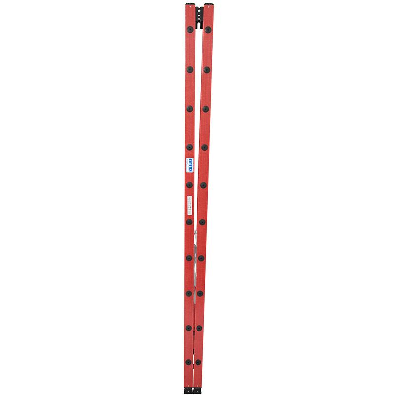 Scara dubla electroizolanta, fibra de sticla, 2x10 trepte, max 28000 V