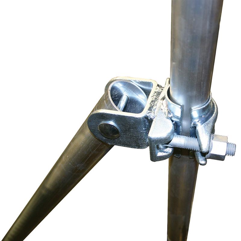 Stabilizator (estacada) pentru schela Climtec