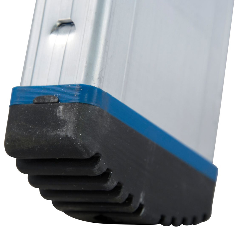 Scara simpla din aluminiu Stabilo, 12 trepte