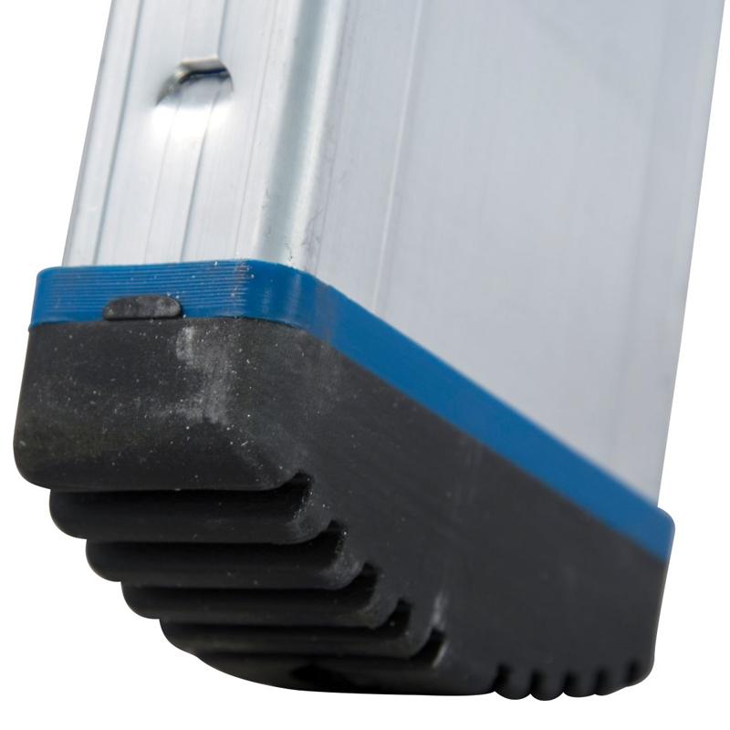 Scara simpla din aluminiu Stabilo, 20 trepte
