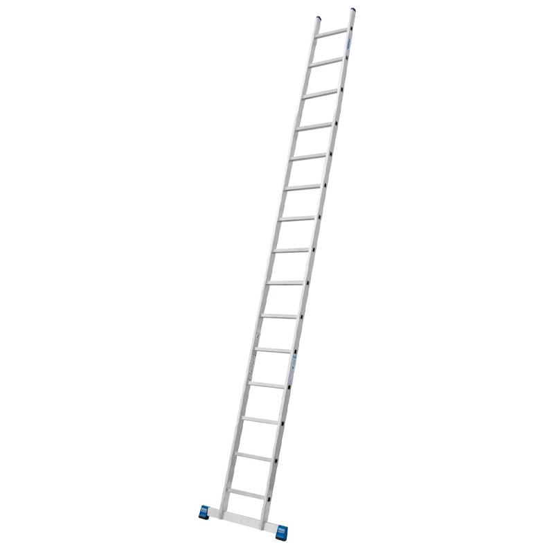 Scara simpla din aluminiu Stabilo, 15 trepte